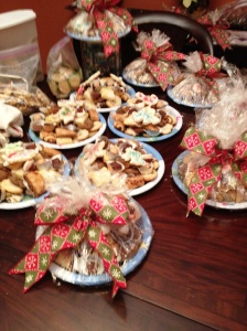 cookie plates 2013